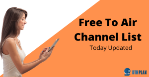free to air channel list