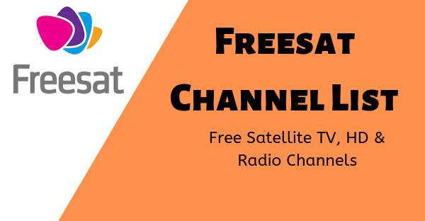 freesat channel list, freesat channel list 2019