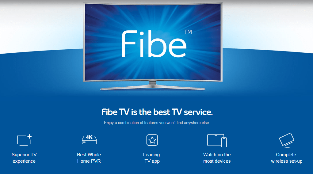 How does bell fibe wireless tv work,