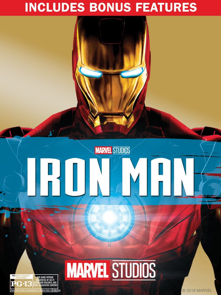 Iron Man, Best movies on Disney plus
