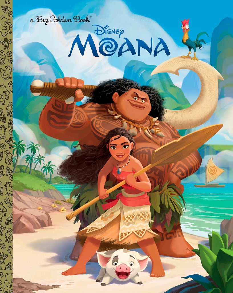 Moana, Best movies on Disney plus