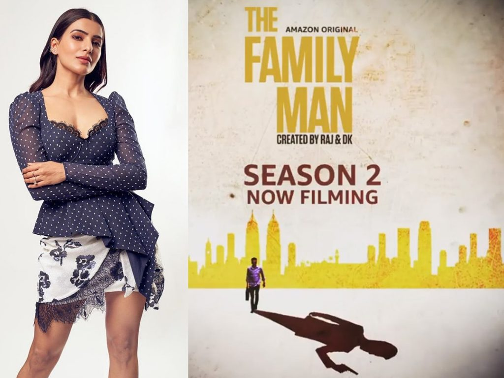 Upcoming web series 2020, the family man 2