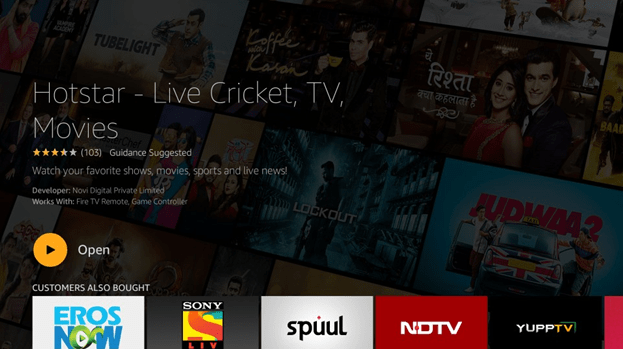 Indian TV channels in USA